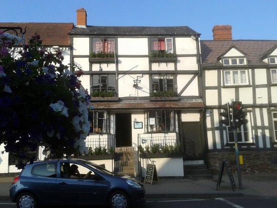 The Horseshoe Inn: Lovely historic building