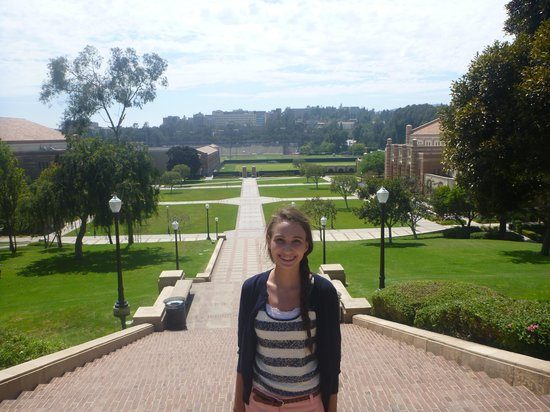 University of California, Los Angeles (UCLA): Spaceous!