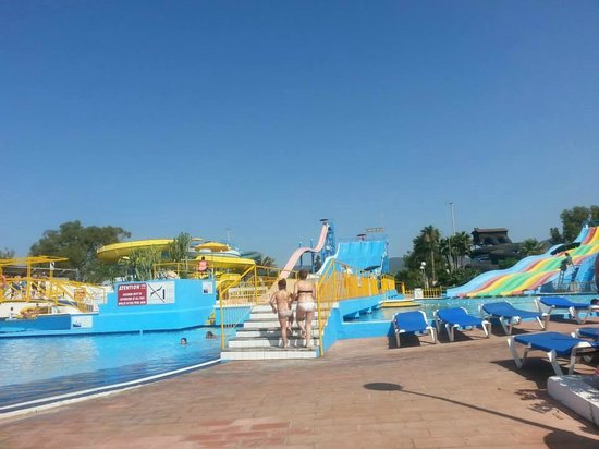 Sant Joan de Labritja, Spain: water park