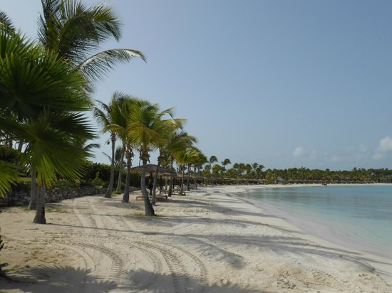Jumby Bay, A Rosewood Resort: Jumby Bay Beach