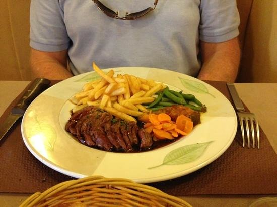 La Fringale : yummy duck