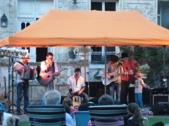 Castel Camping Le Brevedent: Concert