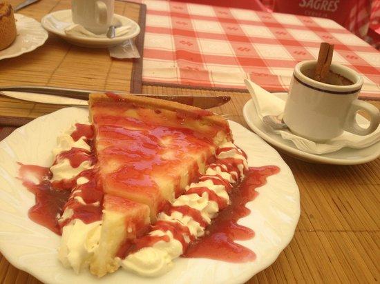 Jo Jo's Restaurante: sobremesa