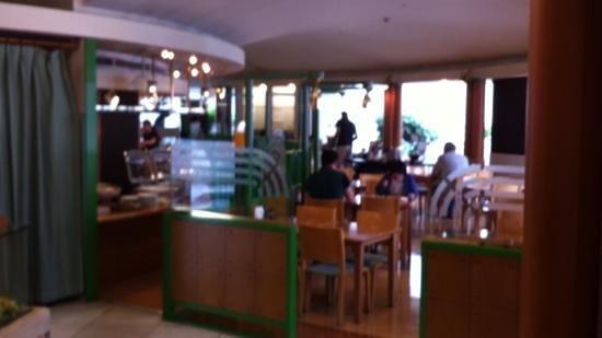 Chiba Washington Hotel: 朝食バイキングです。大人1000円