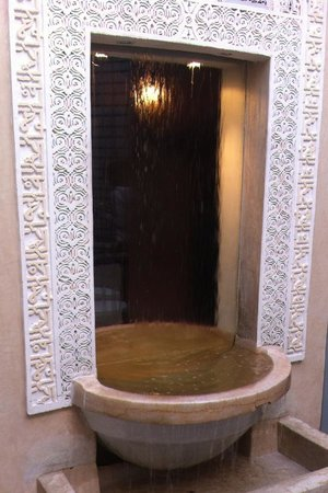 Riad Misria : Foyer