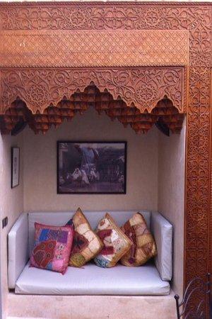 Riad Misria : Sofa