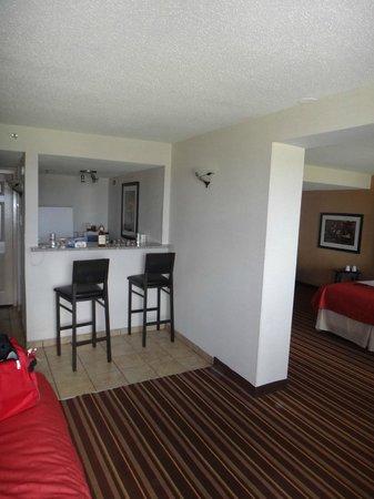 Holiday Inn Philadelphia Stadium : Room