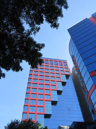 Exe Cities Reforma: Neighborhood