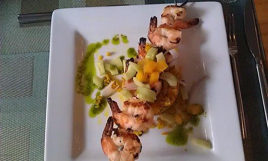 Centro Restaurant & Bar: Thai Grilled Shrimp
