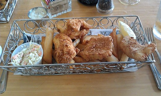 Latitude 43 : Fish and Chips