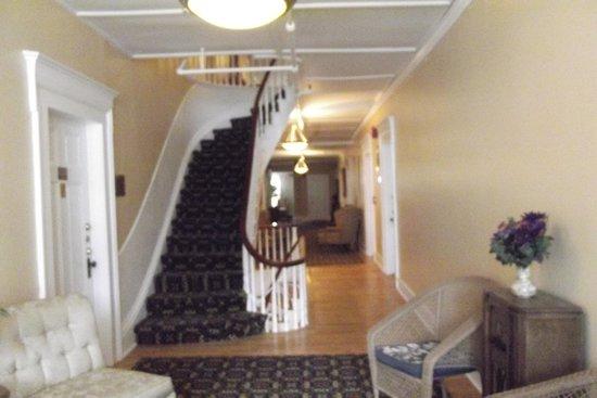 Thayers Inn: First floor landing
