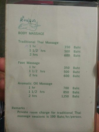 Ruen-Nuad Massage Studio