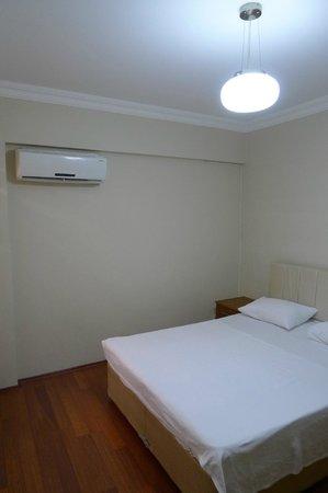 Ramparts: Bedroom