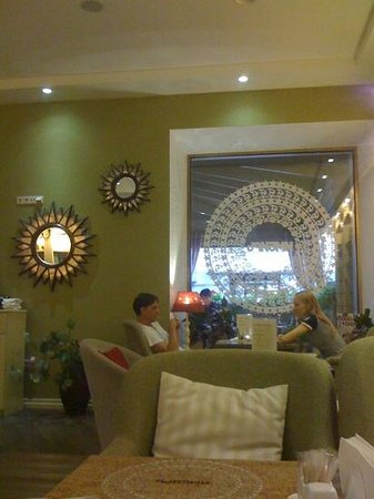 Imbir' : lovely place to have a meal
