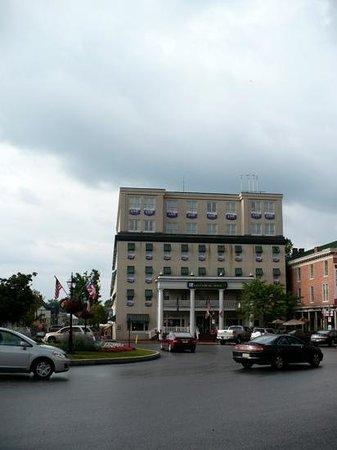 Gettysburg Hotel July 2013