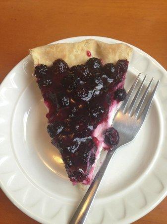Homemade Cafe: black cap pie (seasonal)