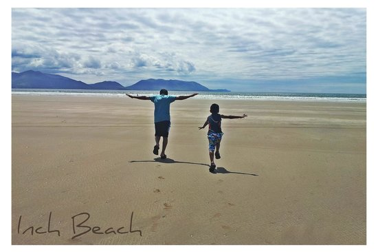 Inch Beach: Yes, I can fly.