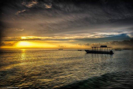 Charela Inn / Le Vendome: Amazing sunsets.
