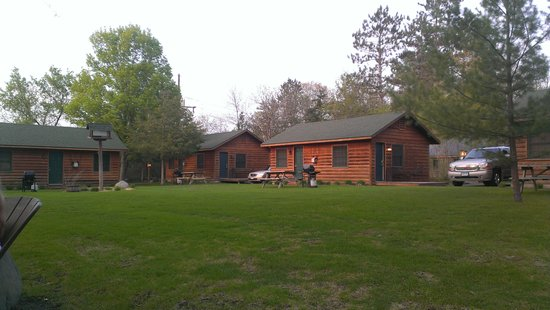 Wannigan Point Cabins