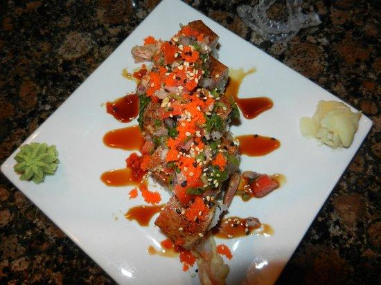 Spy Global Cuisine & Lounge: !