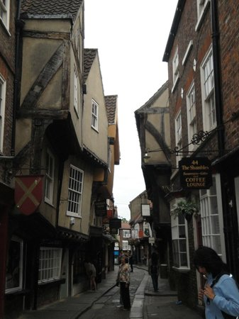 Bootham Gardens Guesthouse: The Shambles