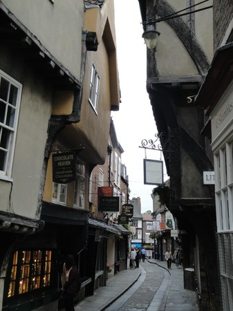 Bootham Gardens Guesthouse : Another of the Shambles, worth a visit