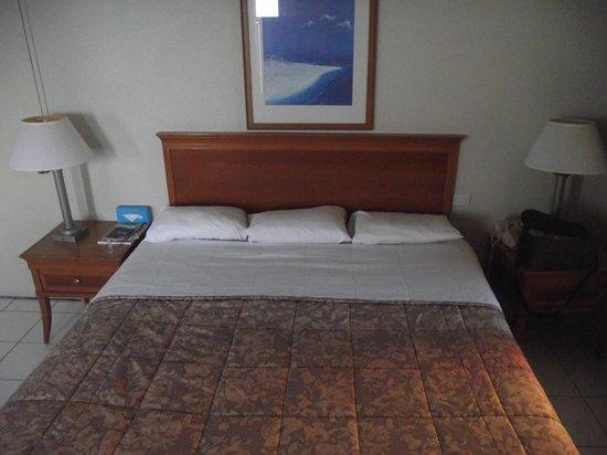 Plaza Hotel Curacao: CLASSIC KING ROOM