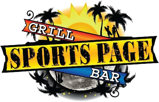 The Sports Page Grill & Bar: Where everybody scores!