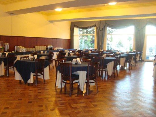 Ermitage Hotel: desayuno