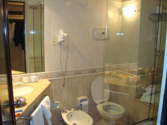 Ermitage Hotel: baño