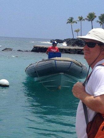 Aloha Ocean Excursions: best captain ever!!!