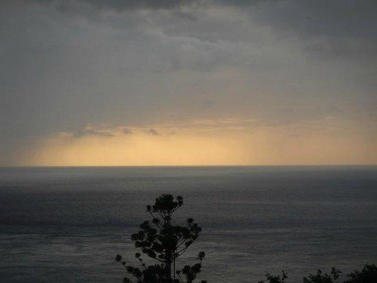 Jade Mountain Resort : more sunset..