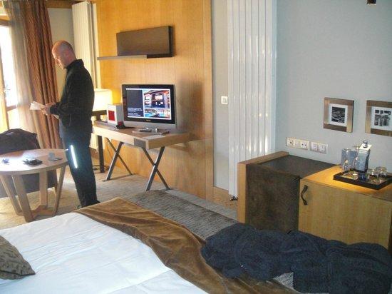 Sport Hotel Hermitage & Spa: interior do quarto