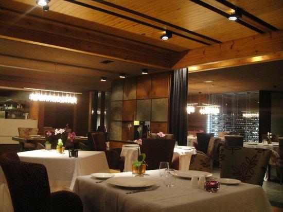 Sport Hotel Hermitage & Spa: restaurante do hotel