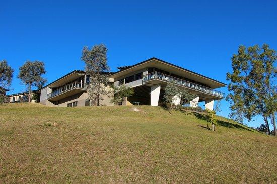 Golden Door Health Retreat & Spa Elysia : Main Building