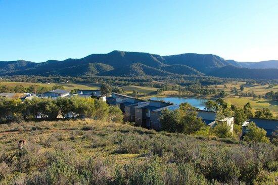 Golden Door Health Retreat & Spa Elysia : View from Meditation Hill