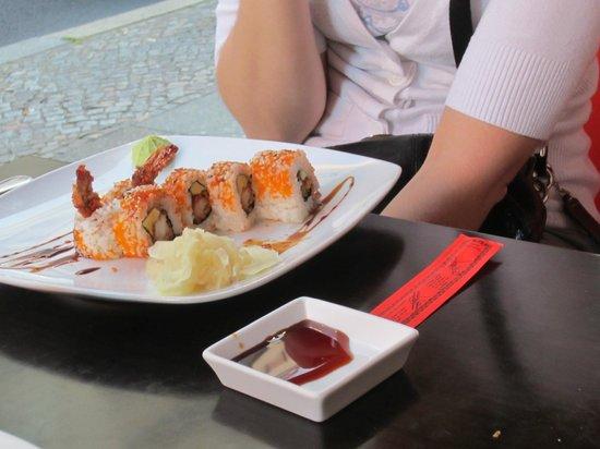 Taisu: Sushi