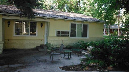 Homestead Resort : Garden Cottage