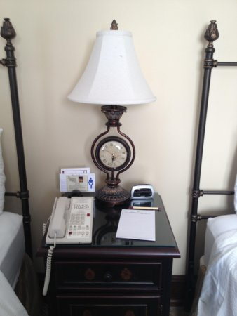 General Francis Marion Hotel: Charming room accents