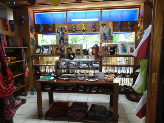 Xandari Resort & Spa : gift shop