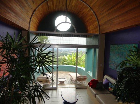Xandari Resort & Spa: Deluxe Villa view