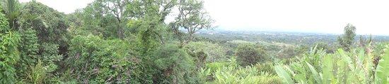 Xandari Resort & Spa: View of valley