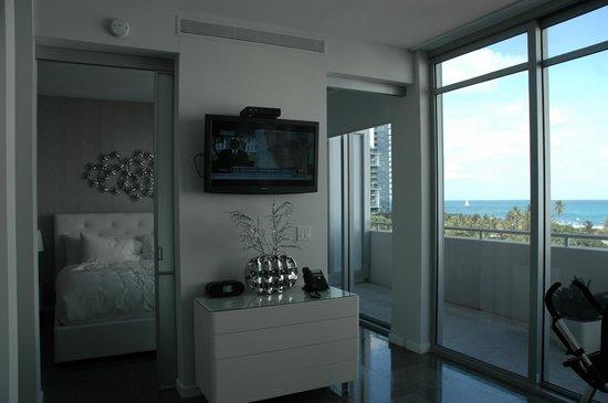 Boulan South Beach: tv