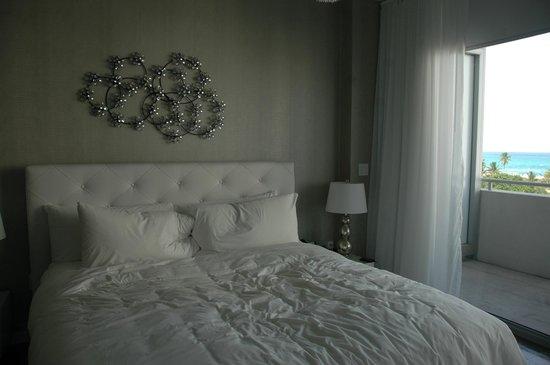 Boulan South Beach: bed