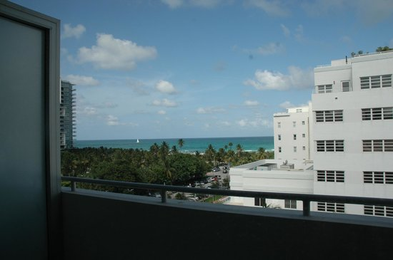 Boulan South Beach: view