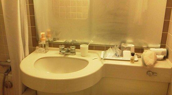 Hotel Mets Musashisakai: バスルーム