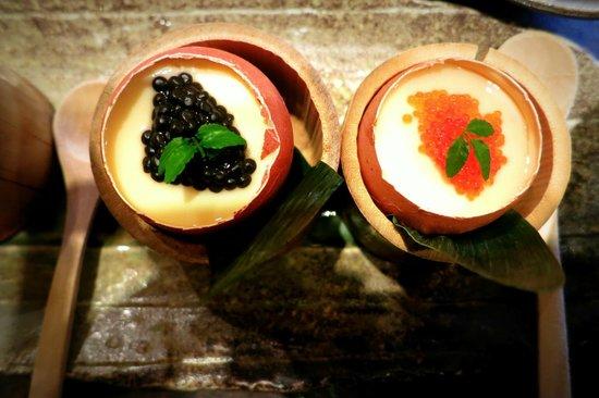 Ishin Japanese Dining: 3 Taste Chawan Mushi