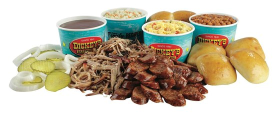 Dickey's Barbecue Pit: Family Packs to go!