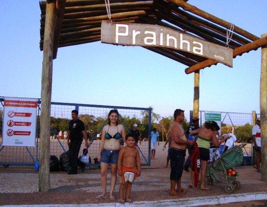 Praia de Anastacio