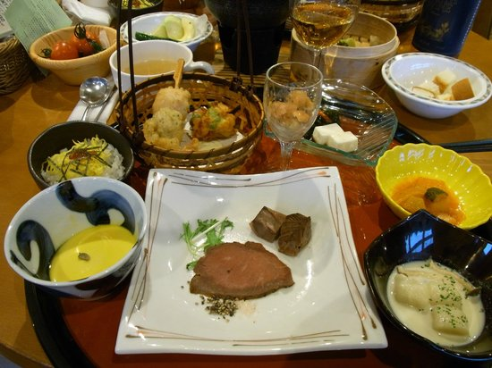 Resort Inn North Country: dinner